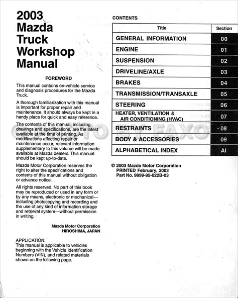 service repair manual free download 2009 mazda b series instrument cluster 2000 mazda b series plus workshop manual free downloads service manual pdf 2002 mazda b