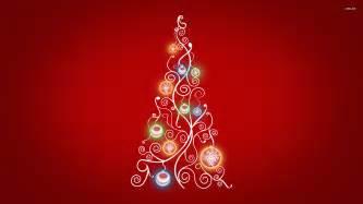 stilisierter weihnachtsbaum stylized tree wallpaper wallpapers 972