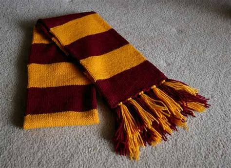 hogwarts scarf pattern knit harry potter knitting patterns in the loop knitting