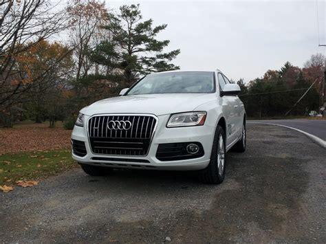 2014 Audi Q5 Diesel by 2014 Audi Q5 Tdi Diesel Crossover Fuel Economy Test