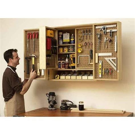 woodworking tool storage plans wood pinhole plans