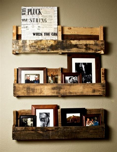 pallet craft projects diy wooden pallet decorating ideas recycled things