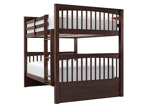 raymour and flanigan bunk beds bunk bed chocolate raymour