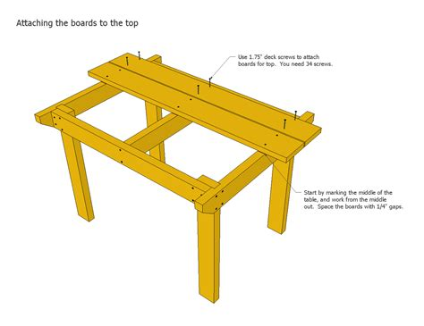 woodworking blueprint maker simple wood table plans free discover woodworking projects
