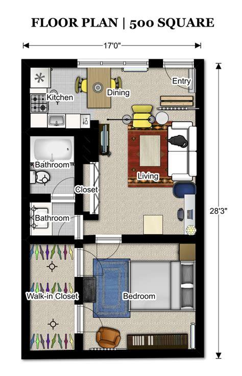 floor plan for 500 sq ft apartment floor plans 500 sq ft 352 3 apartment