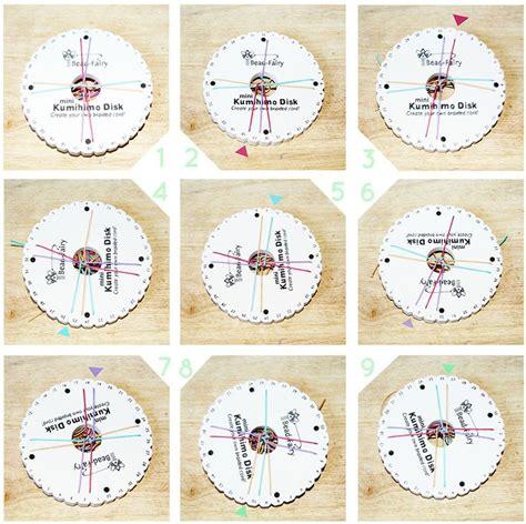 braiding with on the kumihimo disk how to kumihimo braid fall for diy