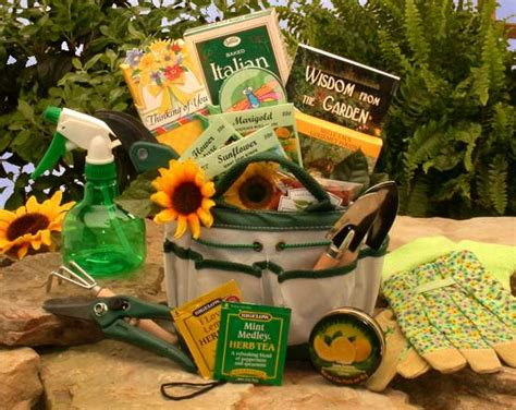 gift ideas for garden gardening gifts