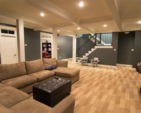 paint colors for basement walls interior paint colors for basements