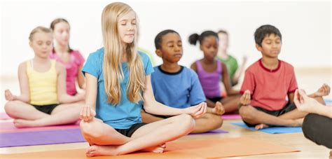 kid classes how and meditation helps with anxiety disorders