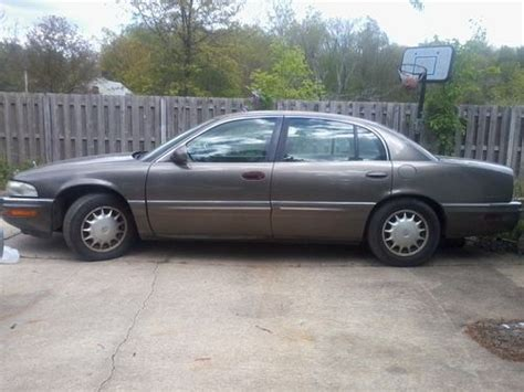 transmission control 1999 buick park avenue on board diagnostic system purchase used 1999 buick park avenue base sedan 4 door 3 8l in hiram ohio united states for
