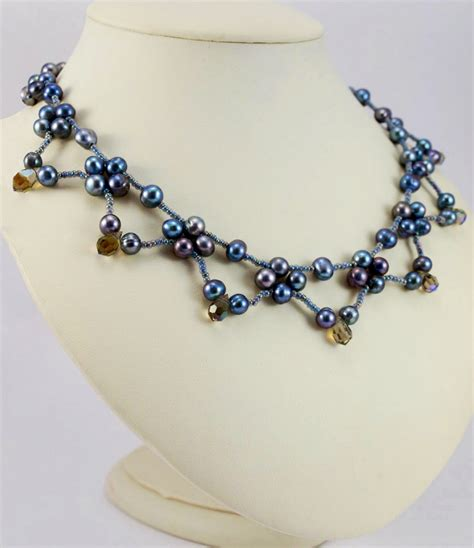 for beading free pattern for necklace corina magic bloglovin