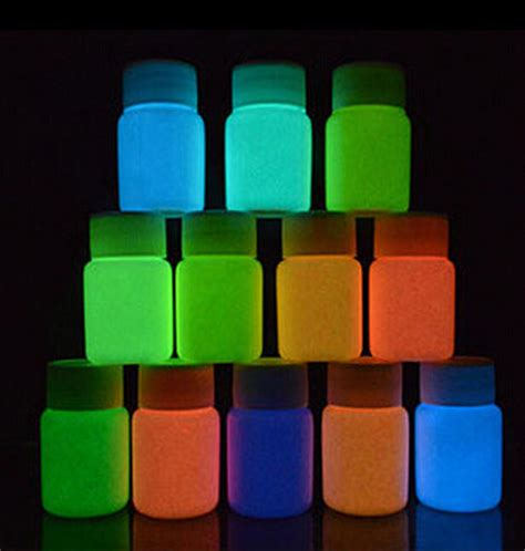 glow in the paint on fabric glow in the acrylic paint fluorescent paint for