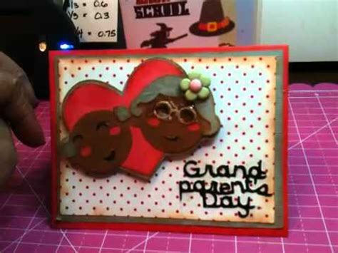 card ideas for parents day grand parents day card