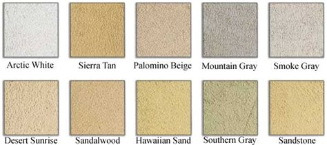 home depot stucco paint colors color and style selections worksheet build your own home