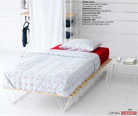 tolga bed frame ikea tolga bed frame coquitlamsale list4all