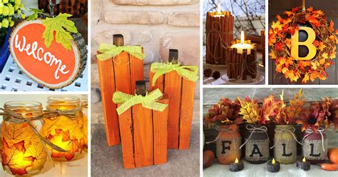 autumn craft ideas for 28 best diy fall craft ideas and decorations for 2017