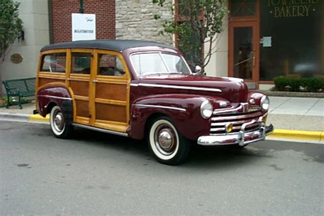 Ford Woody by Image 1946 Ford Woody Wagon Size 720 X 480 Type Gif