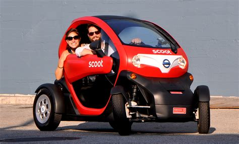 Renault Twizy Usa by Here S The Renault Twizy In The Us Hassle Free No Really
