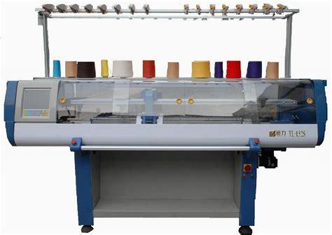 flat machine knitting opinions on knitting machine