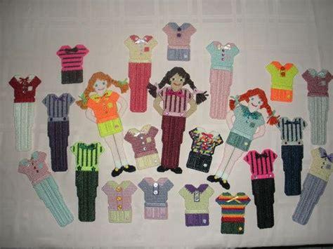 paper doll craft ideas plastic canvas quot paper doll quot wardrobe 2 craft ideas