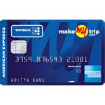 make my trip credit card american express makemytrip credit card review service