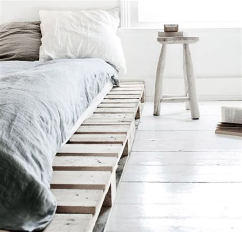 Loft Bedroom Furniture pallet addicted 30 bed frames made of recycled pallets
