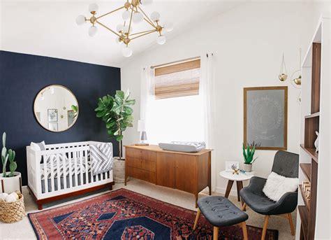 modern baby nursery decor alexandra evjen nursery reveal modern nurseries project