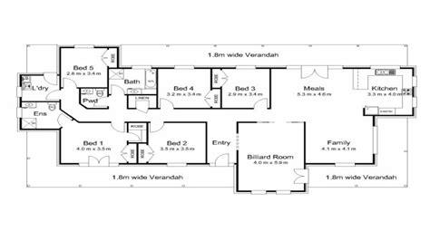 5 bedroom floor plans australia 28 plans australia floor plans floor plan