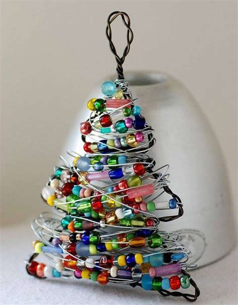 tree ornaments to make at home inexpensive diy ornaments to make at home