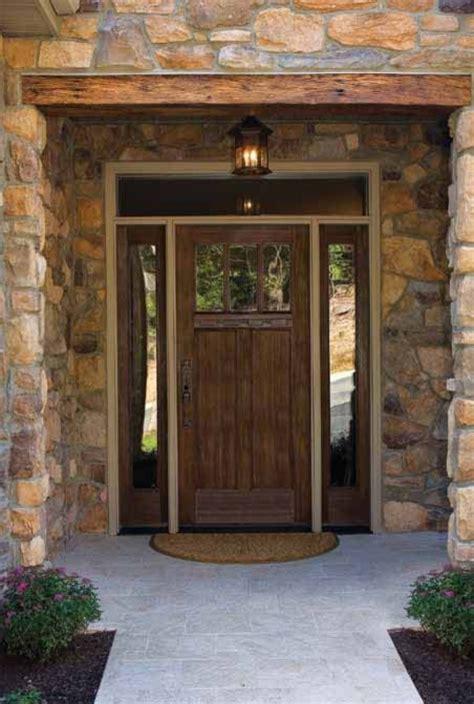 style front door craftsman style front doors