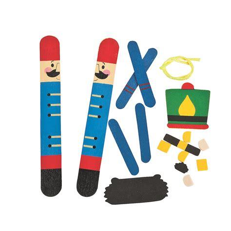 nutcracker crafts for nutcracker craft stick ornament craft kit