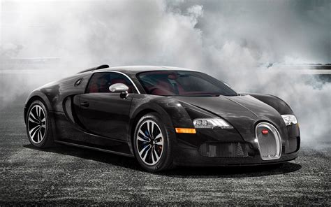 Bugatti Car Wallpaper by Black Bugatti Veyron Wallpaper 183