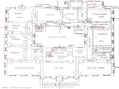 australian mansion floor plans historic mansions floor plans
