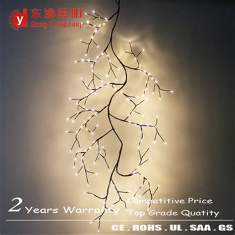 tree light hanging service led wall light hanging l twig tree 4ft warm white buy