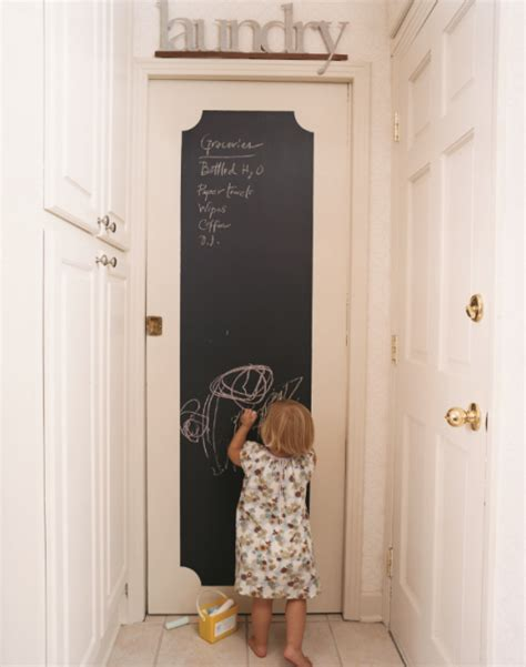 painting chalkboard door pin by steph baker on for the home