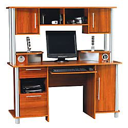 office depot desk with hutch computer desk with hutch at office depot