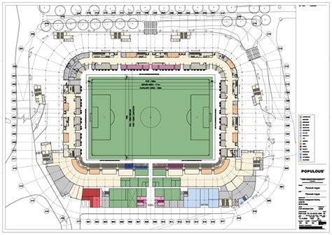 football stadium floor plan football stadiums page 3