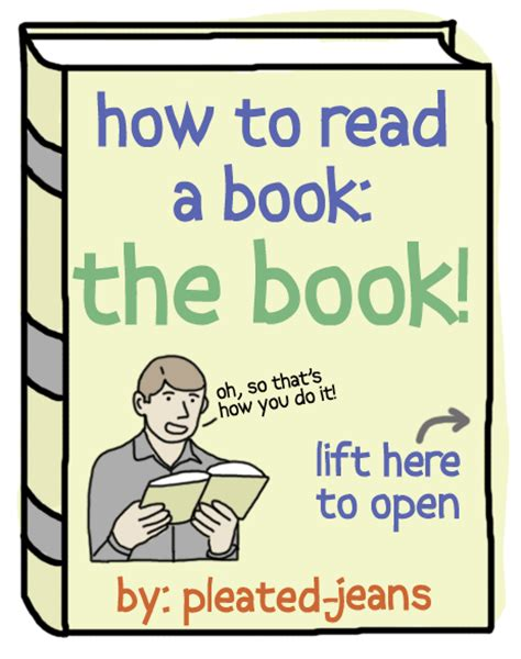 how to read a how to read a book the book 10 pics pleated