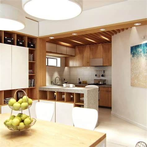 kitchen and dining room ideas kitchen divider design ideas awesome contemporary kitchen