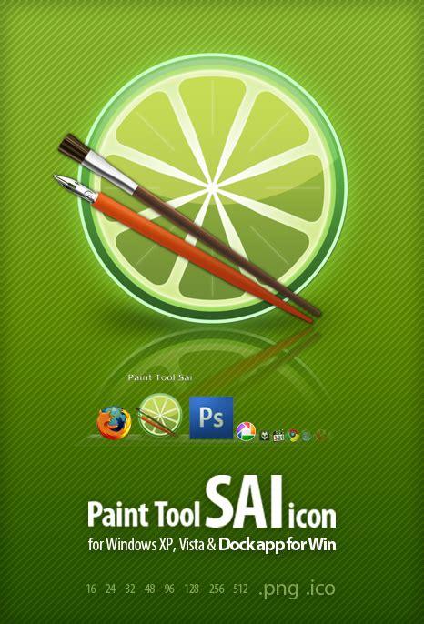 paint tool sai icon sai icon for rocketdock 171 ikony katalog najlepszych ikon