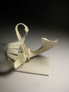 origami swan pdf paper on wings on origami origami boxes and paper