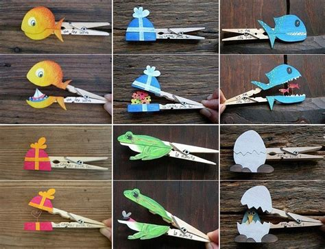 clothespin crafts for diy clothespin crafts fabdiy