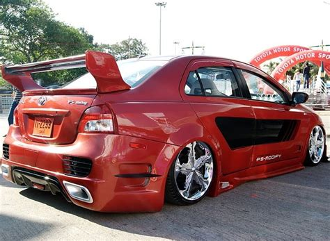 Modification Mobil by Image Modified Toyota Vios Modification Mobil