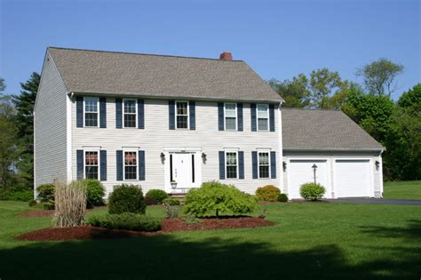 two story home two story homes traditional exterior providence by