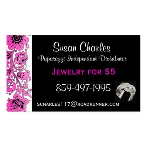 business cards for jewelry jewelry business cards business card templates bizcardstudio
