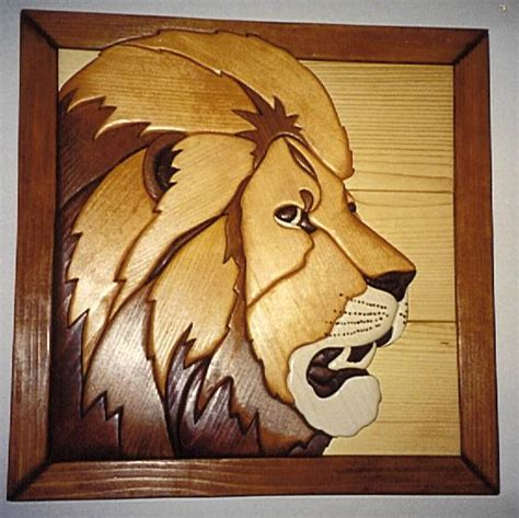 woodworking intarsia query plan table spool intarsia wood patterns uk how to