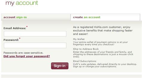 make kohls credit card payment small handbags kohl s login
