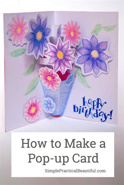 how do you make a pop up card how to make a pop up card inspired by paddington 2