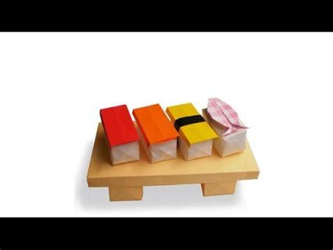 sushi origami sushi origami origami of sushi is simple