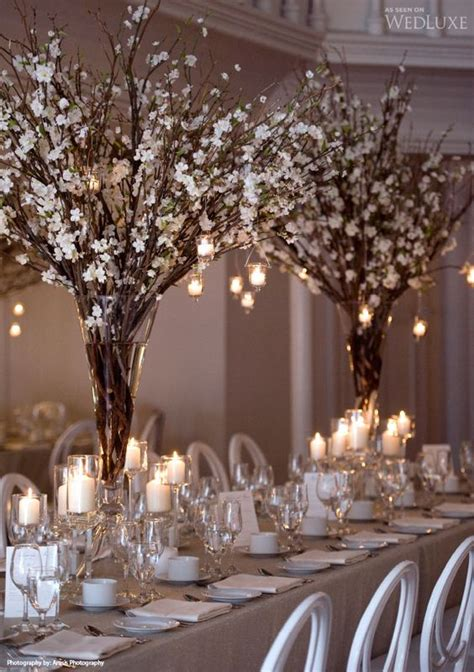 tree wedding centerpieces diy tree centerpiece for wedding reception table ideas